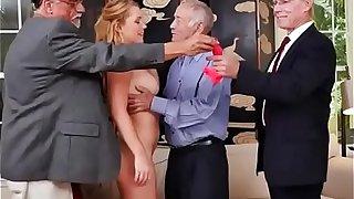 Lovely Teen Raylin Ann Gets Naked For Old Men