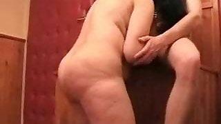Russian mature mother