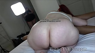Beamy Butt Wide Hips 54y GILF Cum On My Tits Daddy