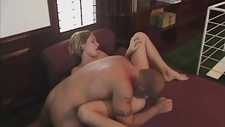 The Library Is Just The Right Place For Anal Drilling