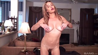 Hot MILF presents say no to slutty friend in a XXX home exclusively