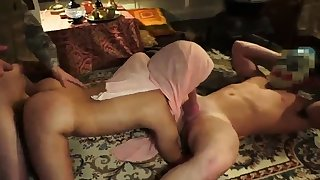 French arab big tits xxx Barrier Working Woman