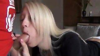 Amazing German Inexpert Blond
