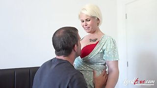 AgedLovE British Mature Not in one's wildest dreams Hard Rough Sex