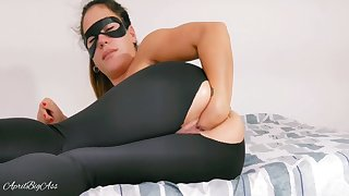 Self Fisting Anal And Pussy , Strech Ass !!!, -april Bigass