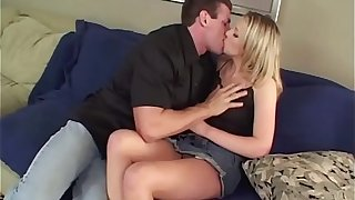DirtyStepDaughter - Stepdaughter Fallon Sommers Sucking Dads Big Blarney