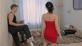 Horny Cock Hungry Mature Lady Gets Covered With Cum