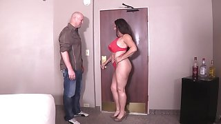 Appealing mature taped mode the sluttiest perversions